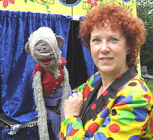 Jenny-Any-Dots - top quality children's entertainer
